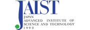 Japan Institute of Science and Technology 1990 logo