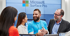 Microsoft Store Business Specialists