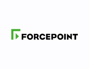 Forcepoint 標誌。