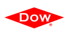 O logotipo da Dow Chemical Company