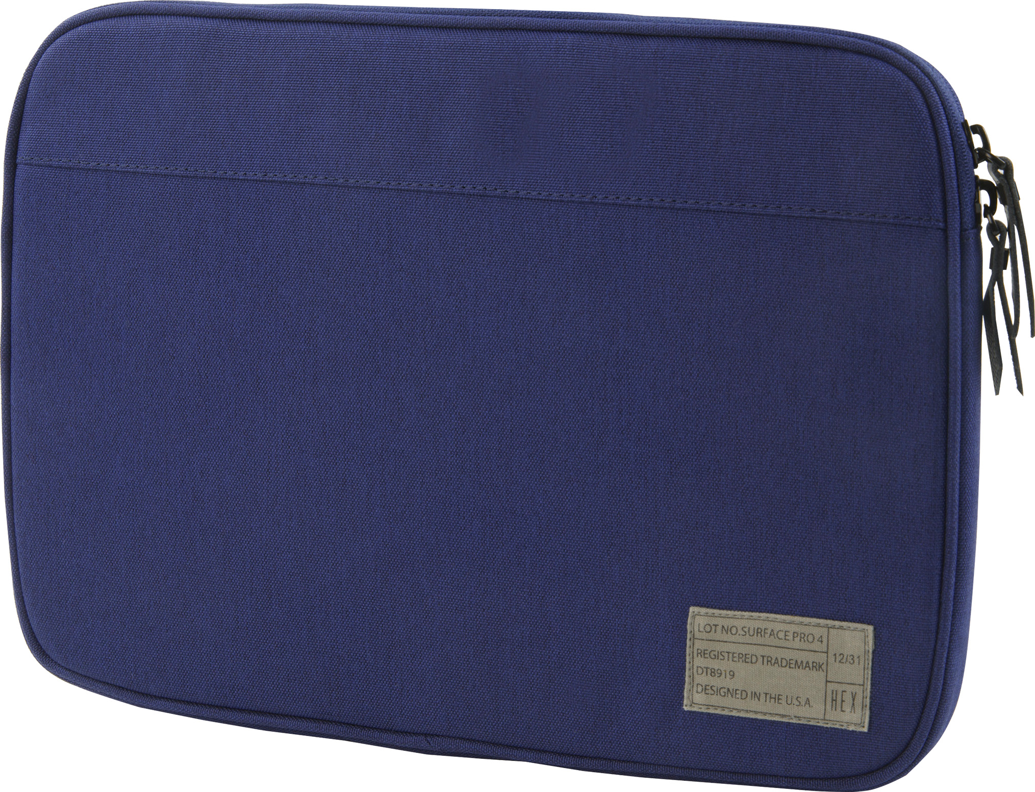 HEX Surface Pro 4 Sleeve with Rear Pocket (Blue) Deal