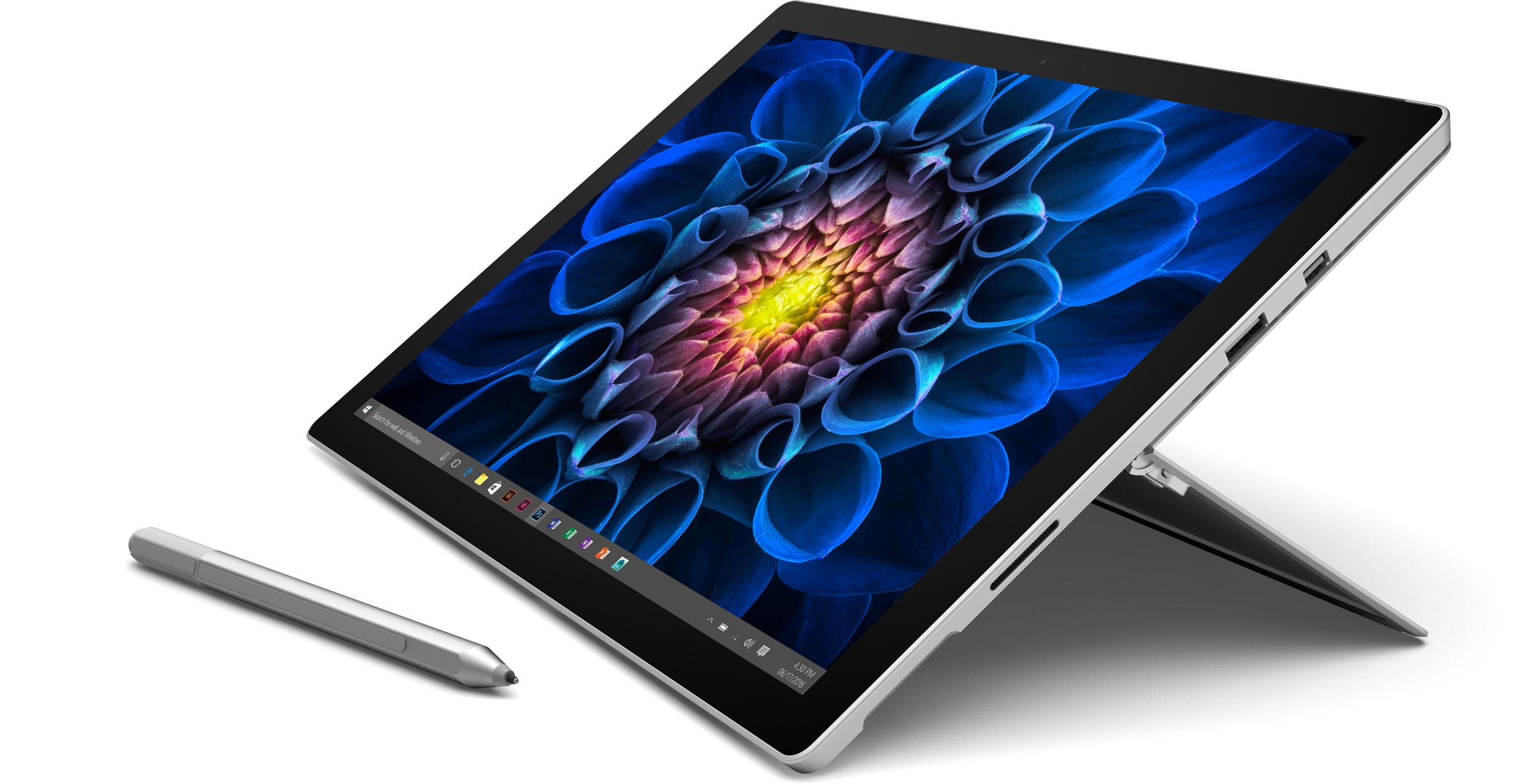 Microsoft Surface Pro 4 128GB M 4GB BSKU SC EN/XD US/Canada Hdwr Refurb Single