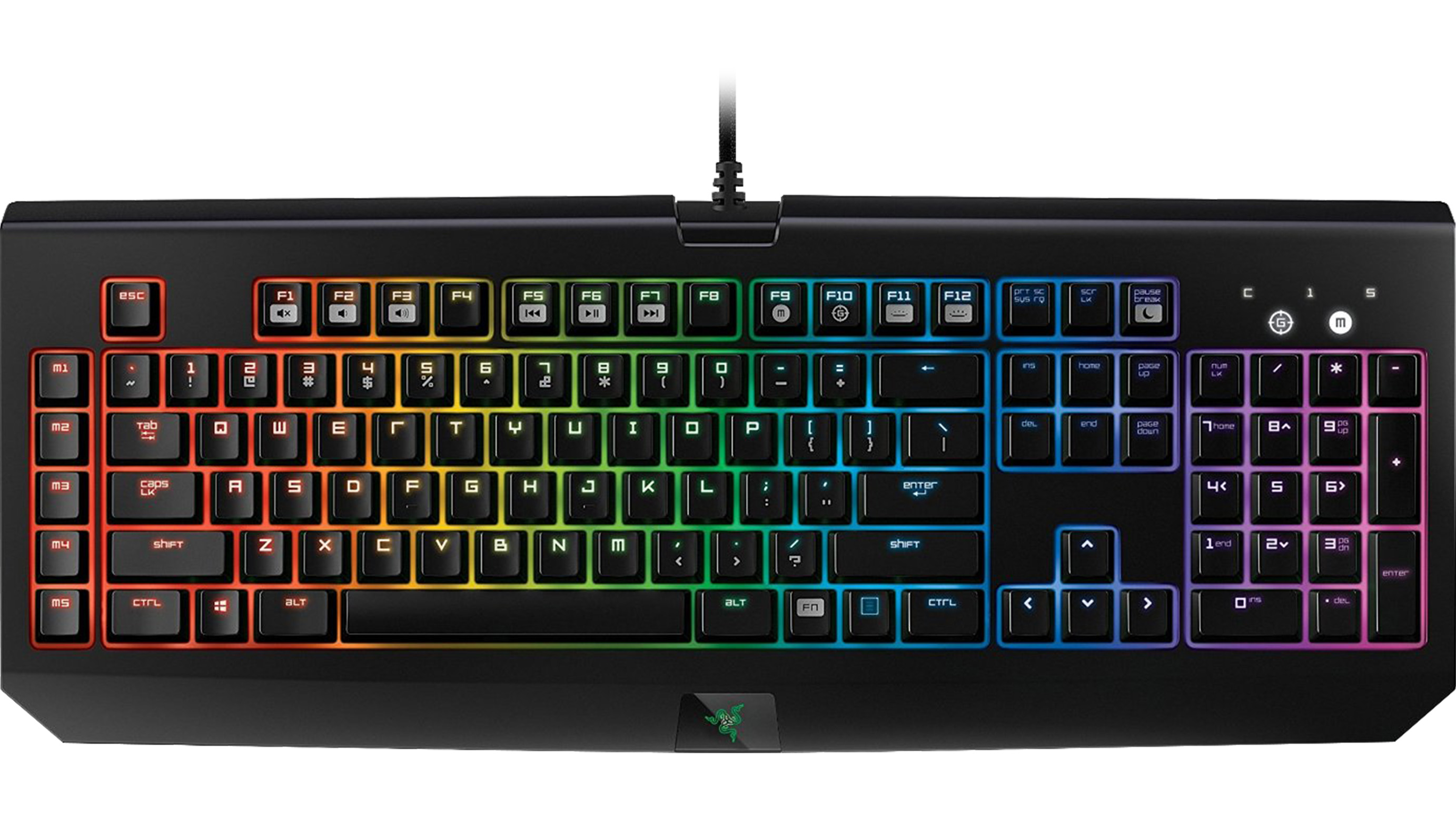 Razer BlackWidow Chroma Mechanical Gaming Keyboard