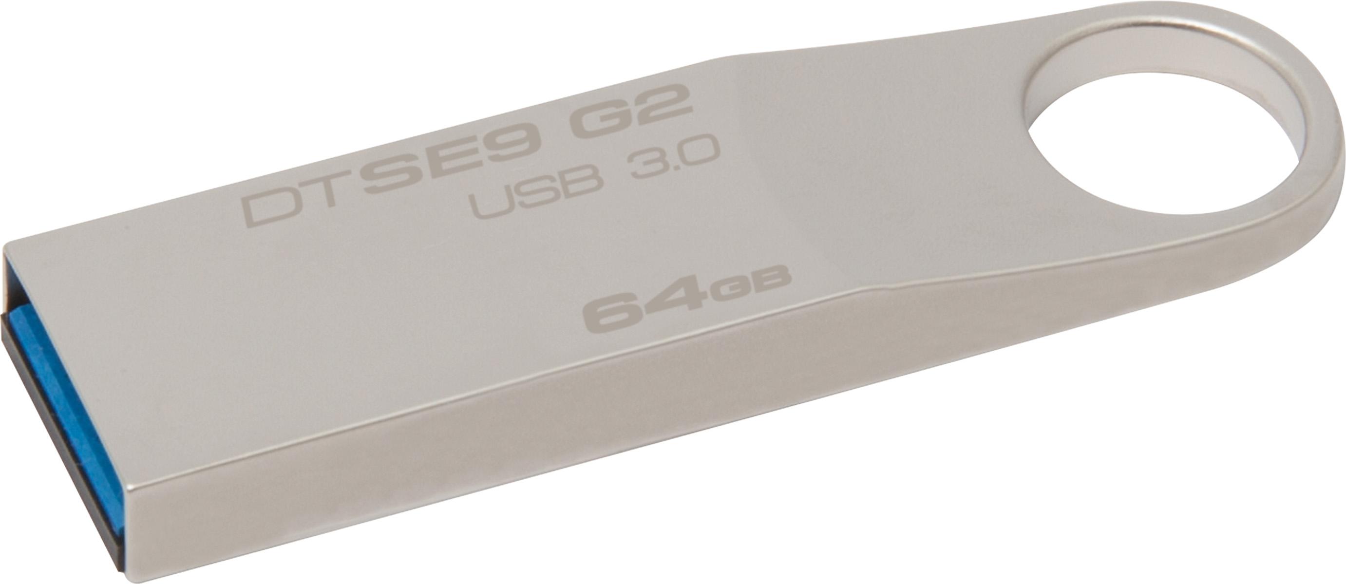 Kingston DataTraveler SE9 G2 USB 3.0 (64GB)