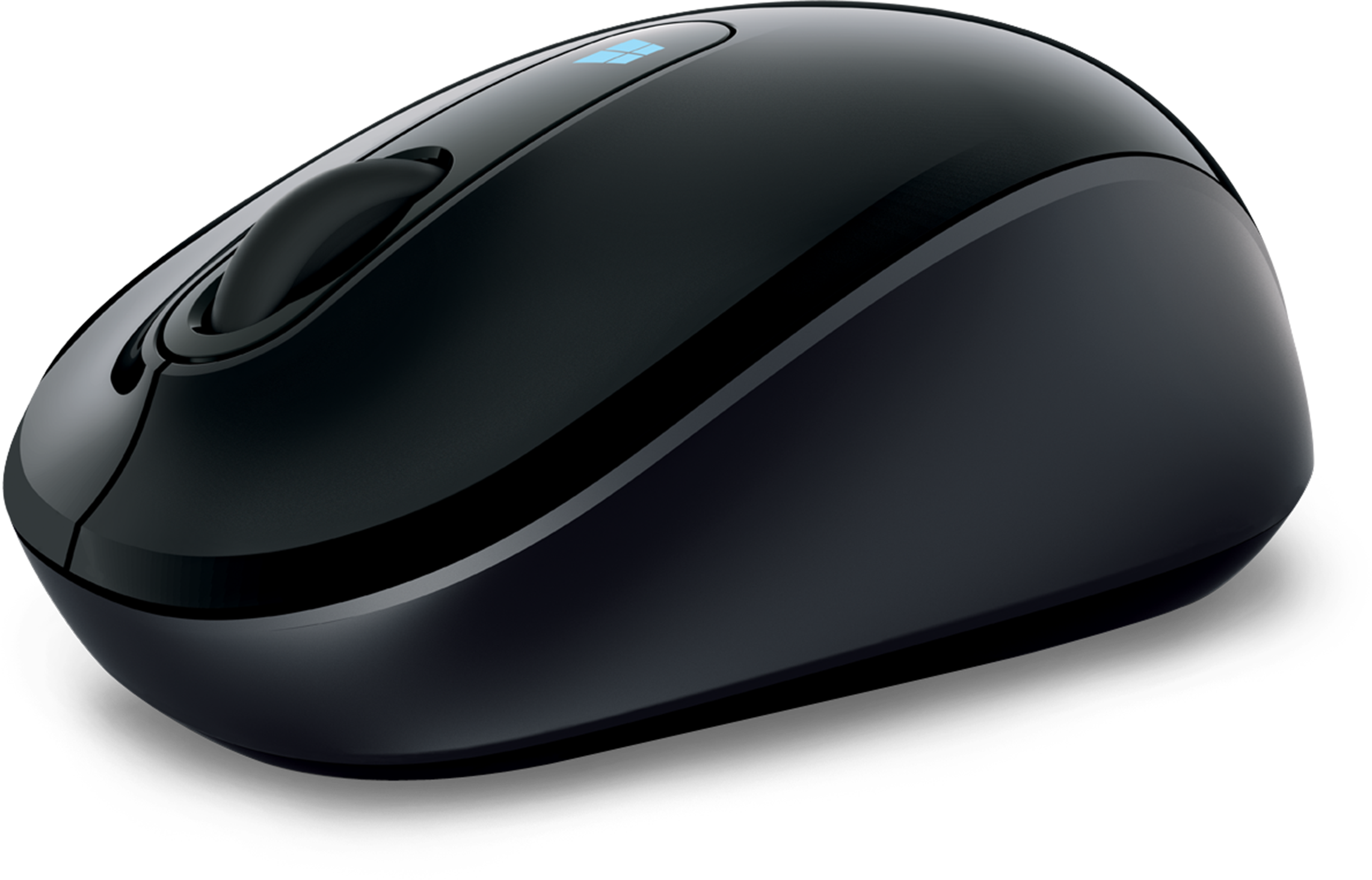 Microsoft Sculpt Mobile Mouse (Black)