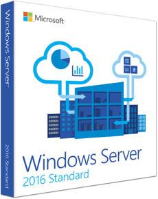 Windows Server 2016 Standard 5-Client Access License (English)