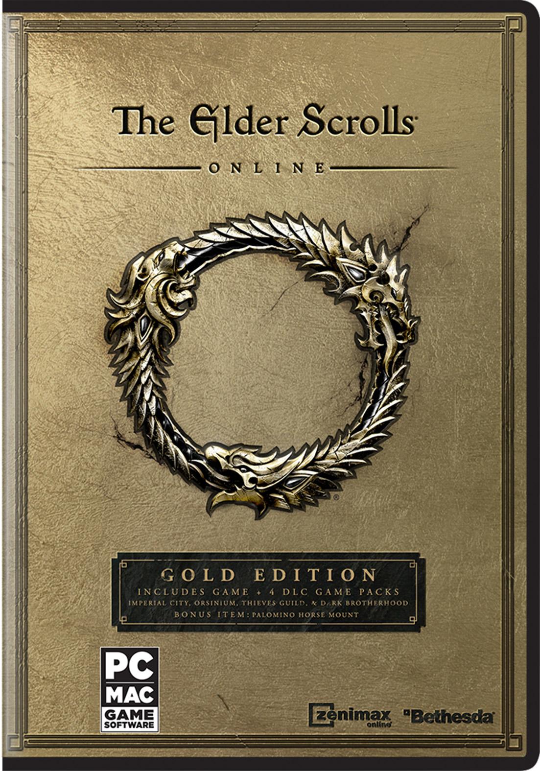 Buy The Elder Scrolls Online: Gold Edition PC Game - Microsoft Store en-CA