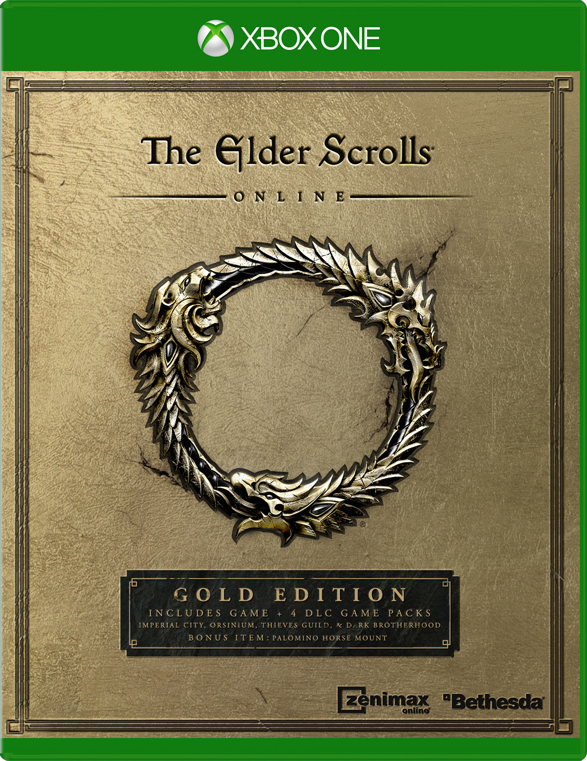 The Elder Scrolls Online: Gold Edition for Xbox One