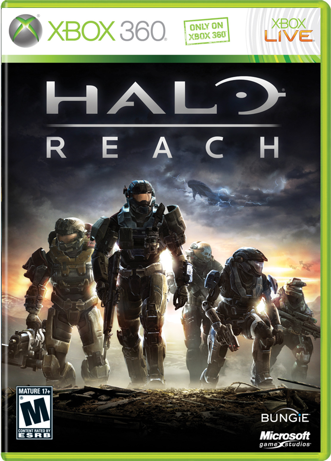 Microsoft Halo Reach - REPLEN Xbox 360