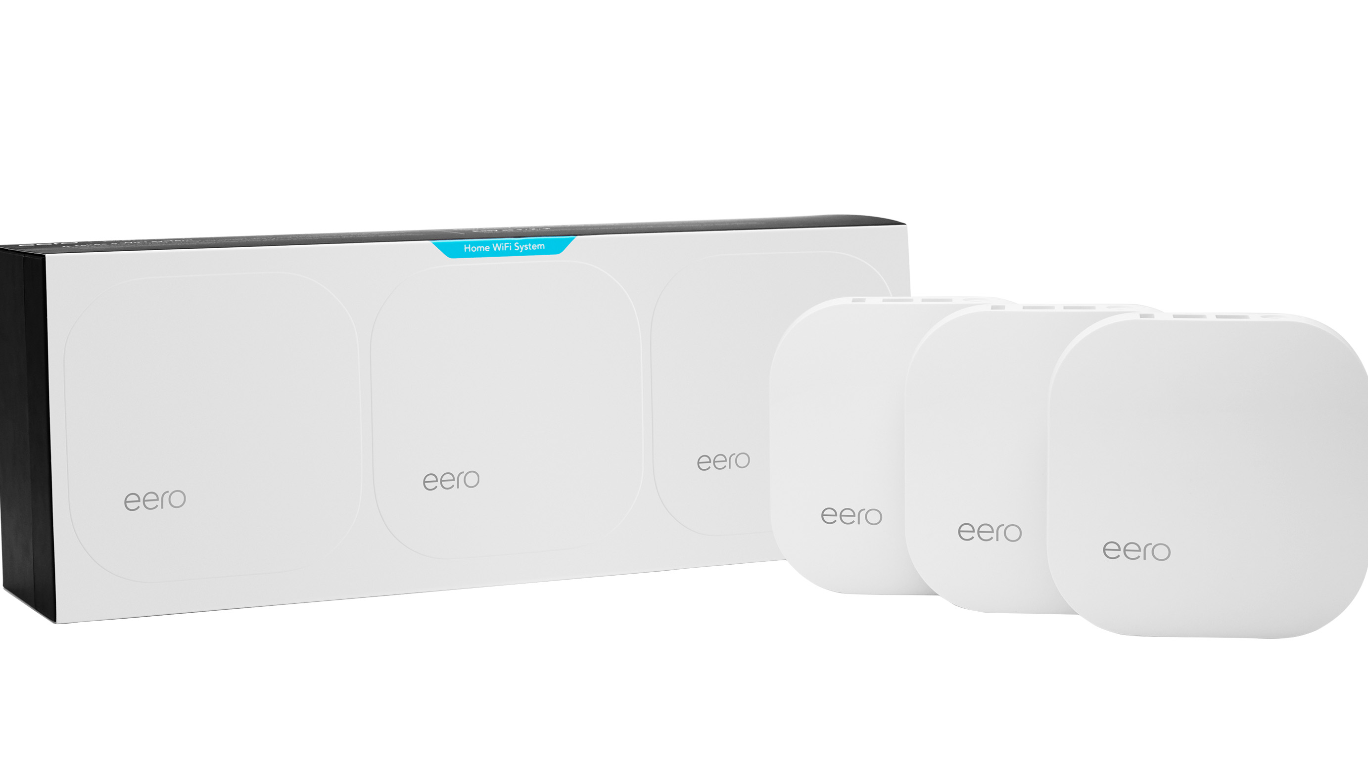 eero Home WiFi System (3-Pack) Deal