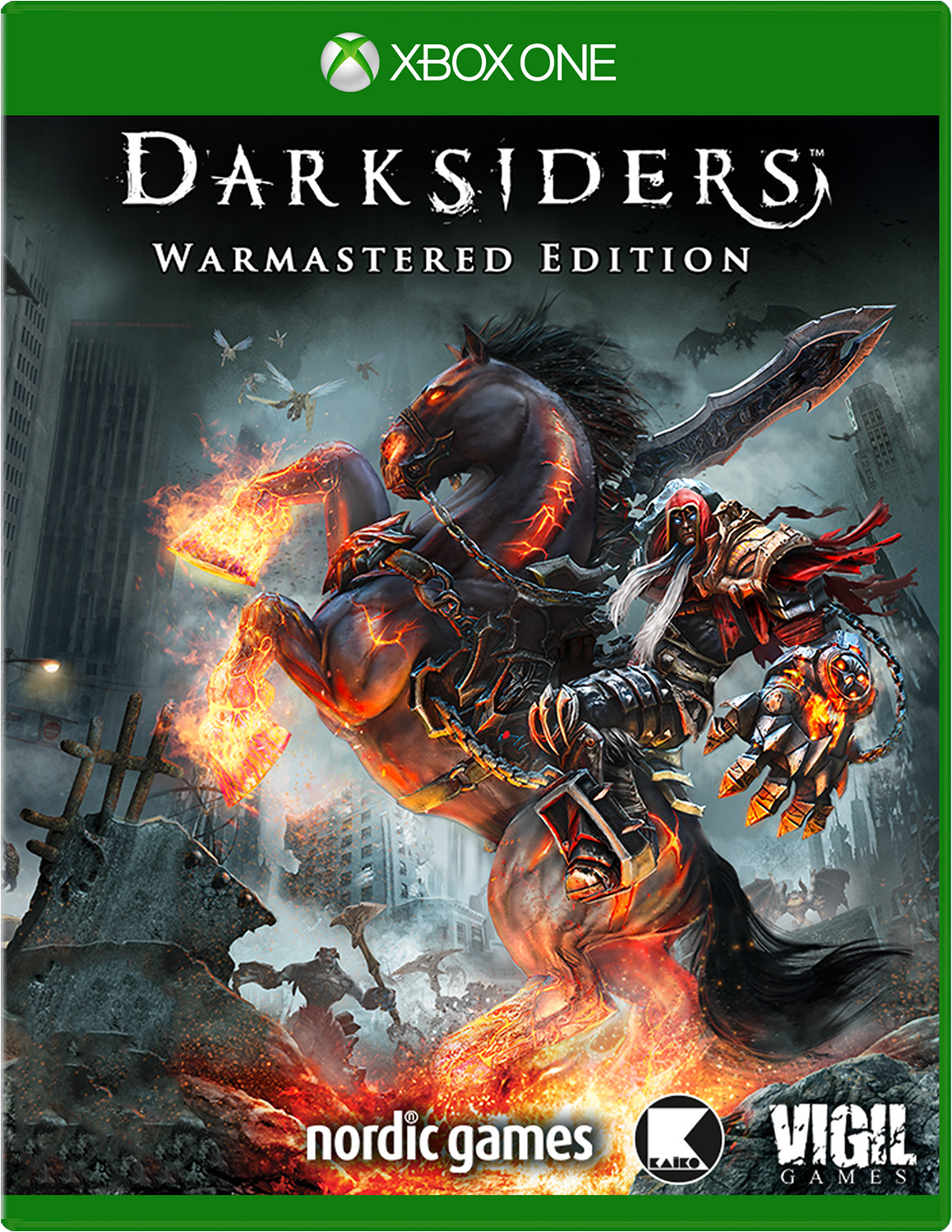Darksiders: Warmastered Edition for Xbox One