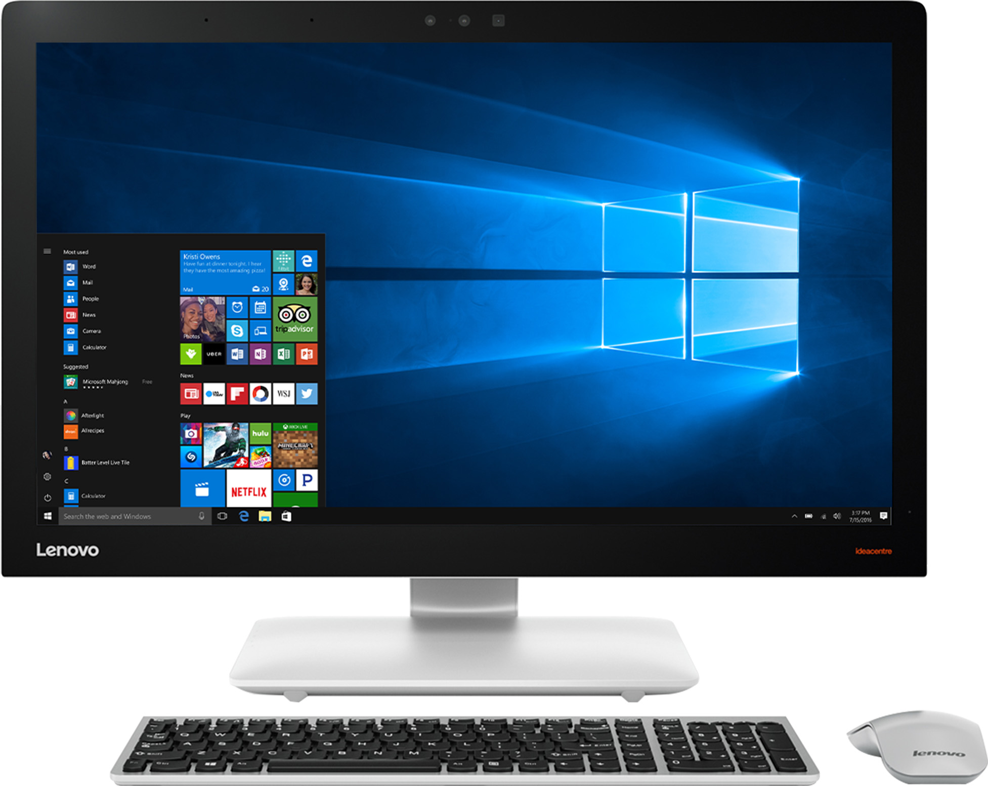 Lenovo Ideacentre AIO 910-27ISH Signature Edition All-in-One