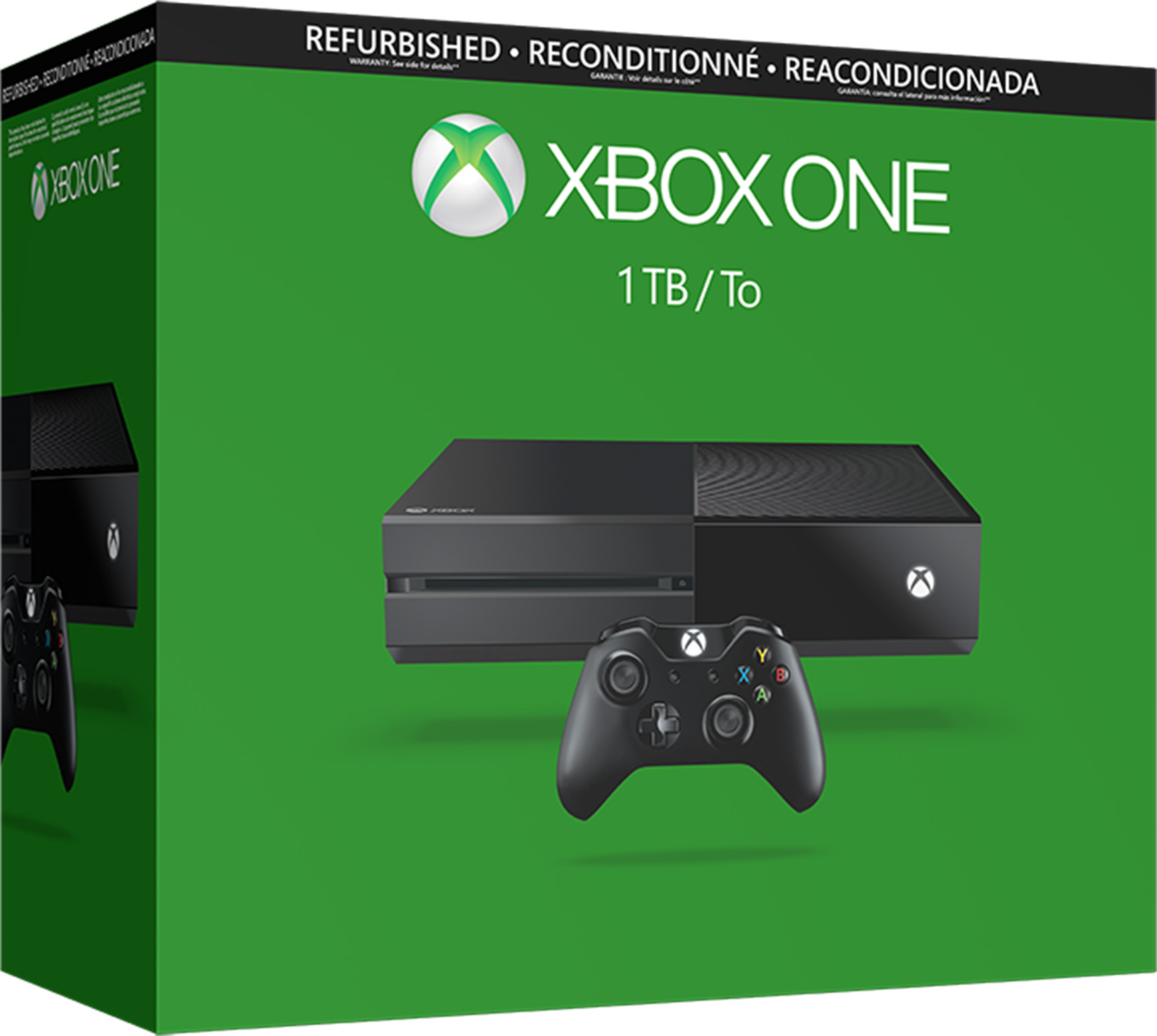 Refurbished 1TB Xbox One Console