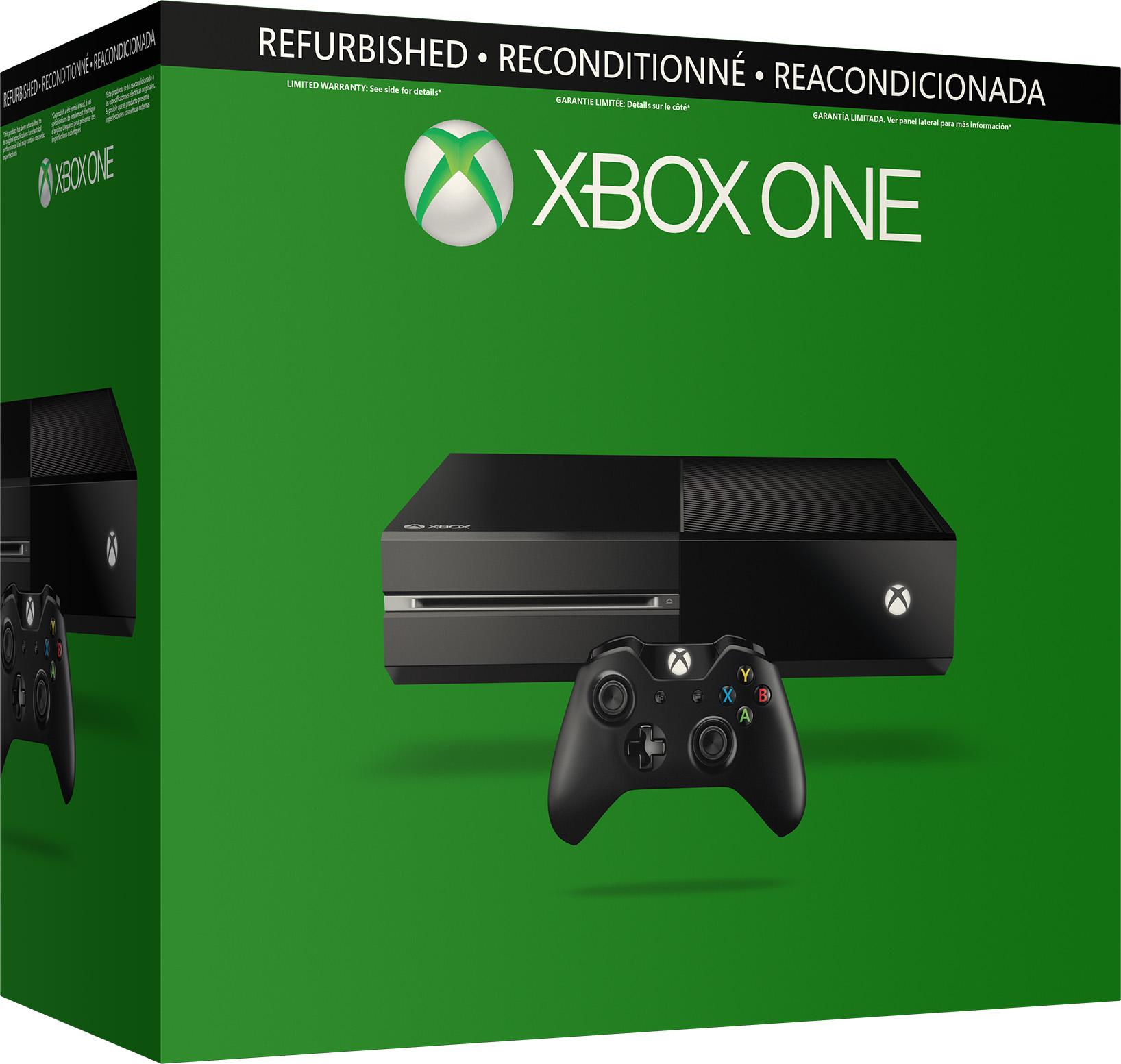 Refurbished Xbox One Console (500GB)