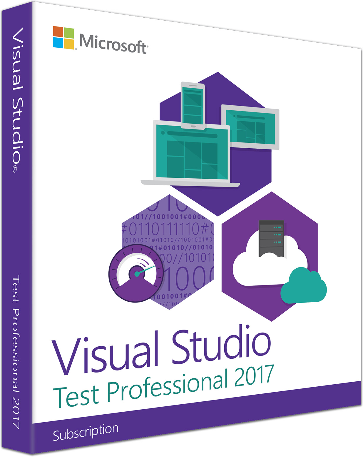 Visual Studio Test Professional Subscription (New)