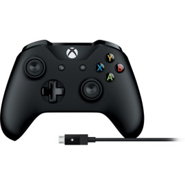 <マイクロソフト> Bluetooth 対応 Xbox コントローラー (Windows用 USBケーブル付)画像