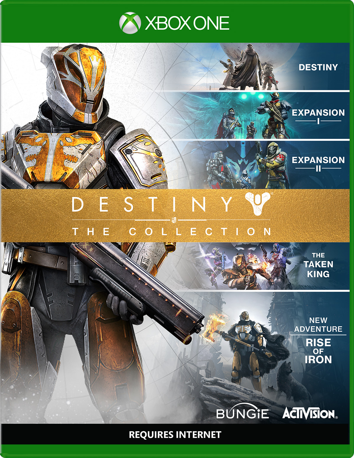 Destiny: The Collection for Xbox One Deal