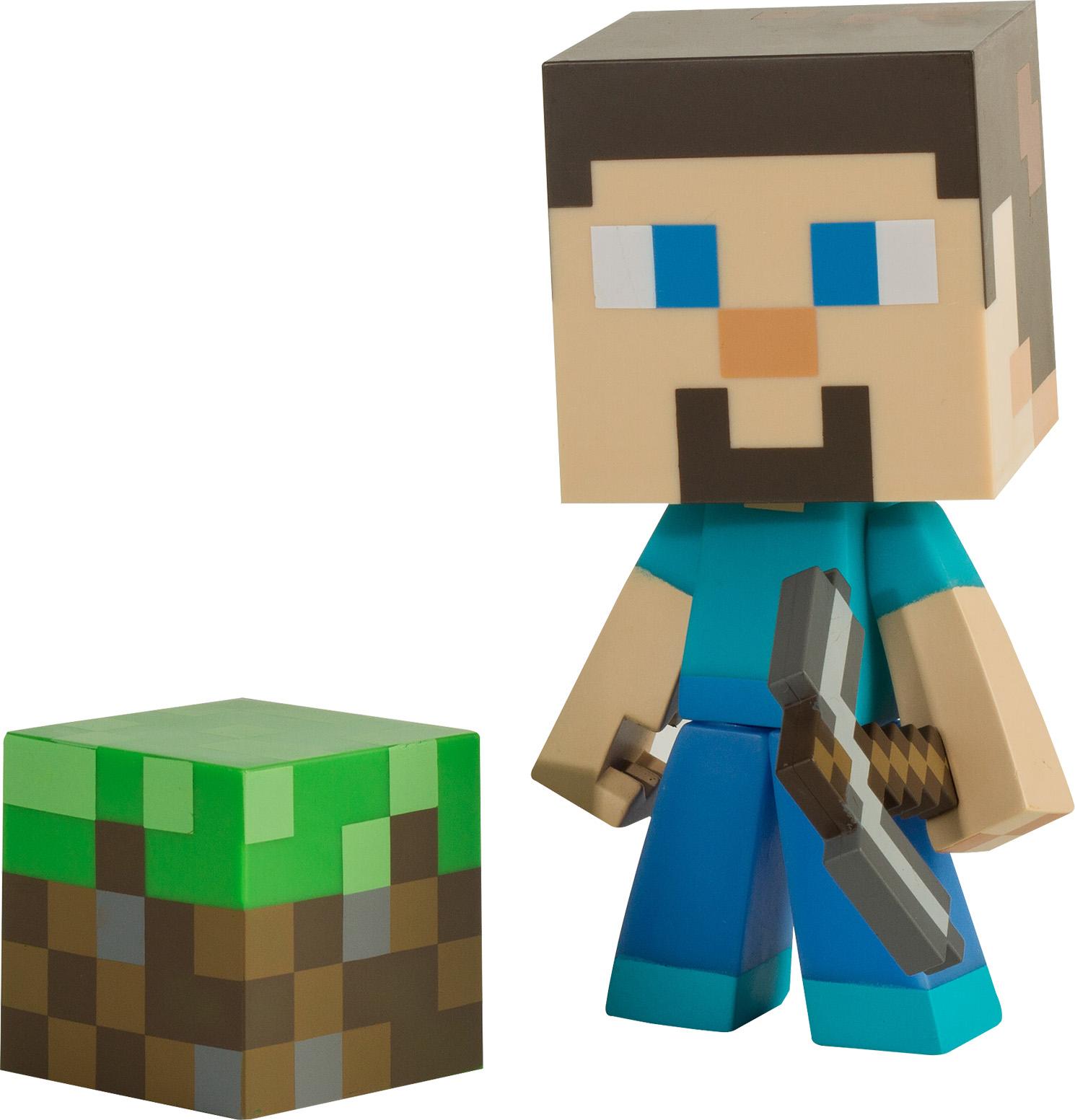 Minecraft Steve Vinyl Figure DHF-01679