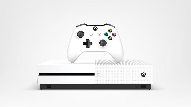 Xbox One S Spielkonole + Spiel (Verschiedene Budles)