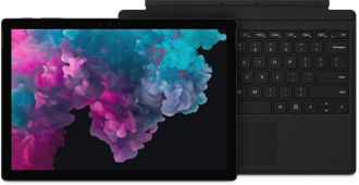 Surface Pro 6 + Type Cover Bundle