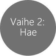Vaihe 2: Hae