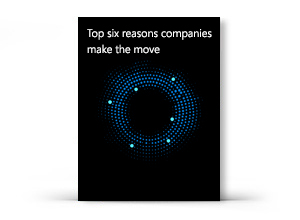 Top six reasons companies make the move