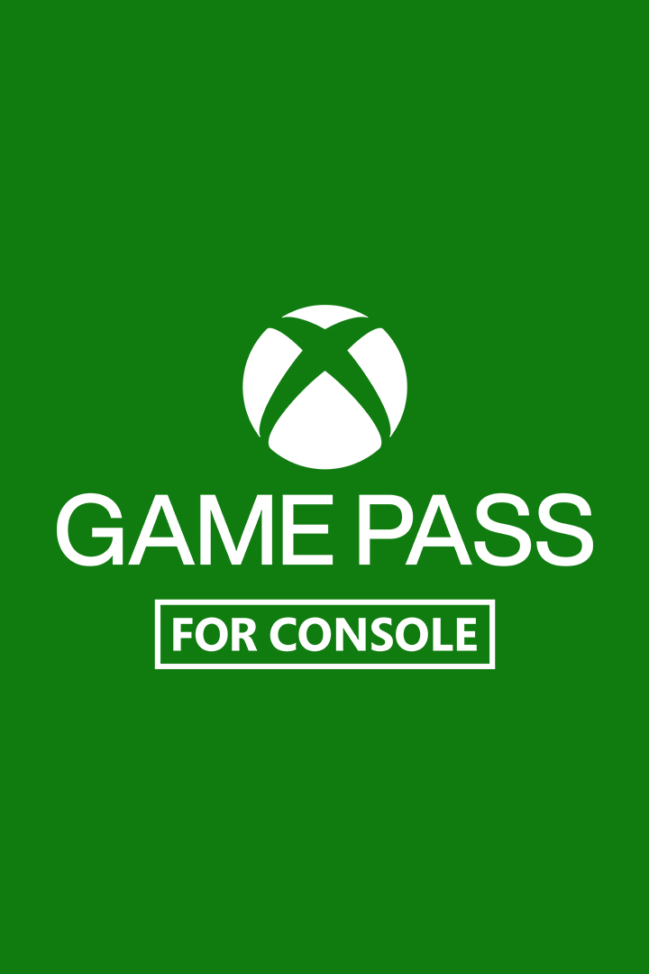 Buy Xbox Game Pass for Console - Microsoft Store