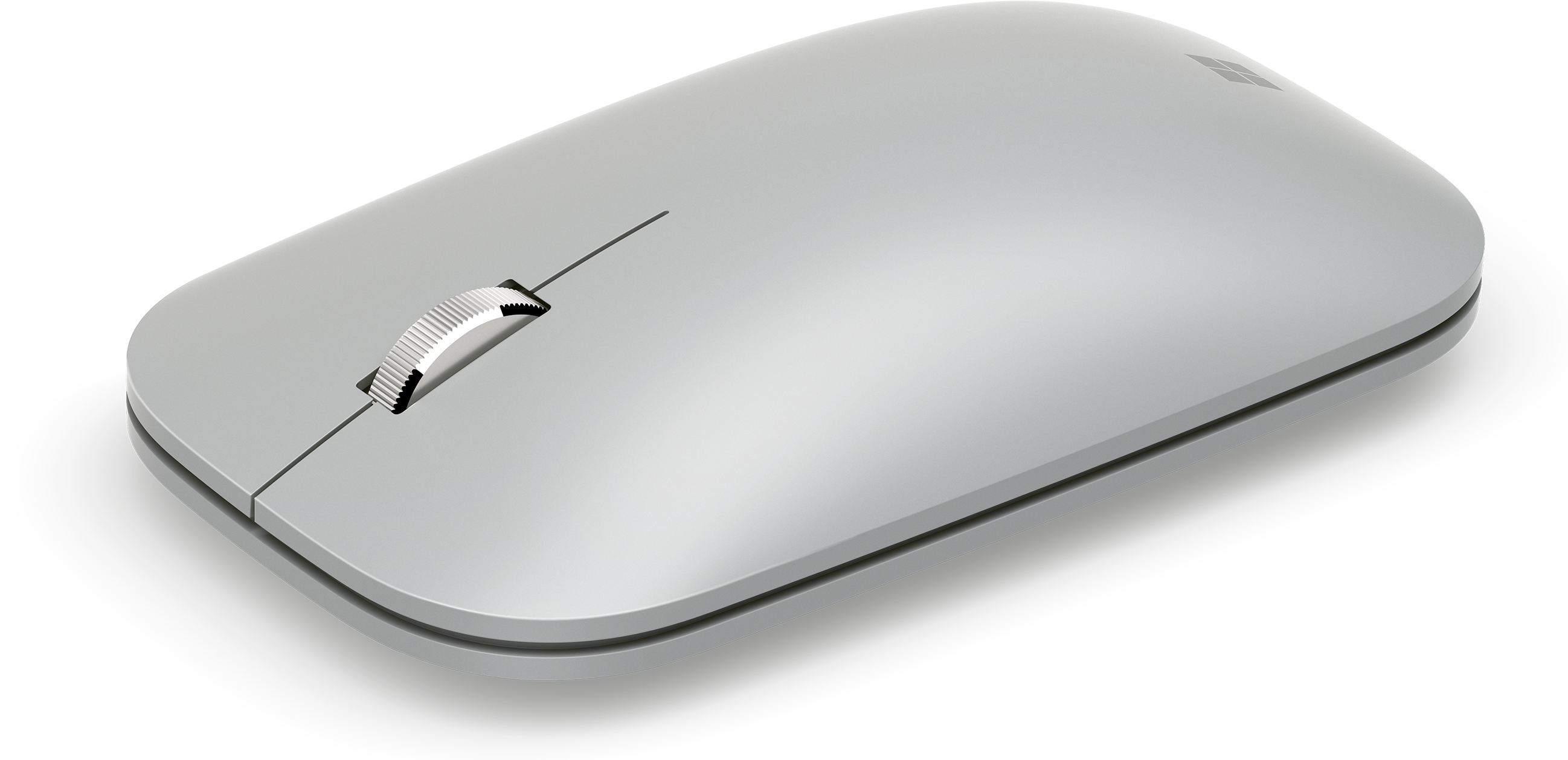 Surface Mobile Mouse Light and portable, the new Surface Mobile Mouse delivers seamless scrolling and cord-free Bluetooth connectivity.