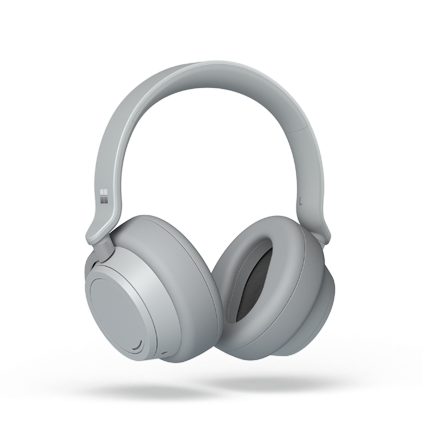 Meet The New Surface Headphones The Smarter Way To Listen Microsoft Surface