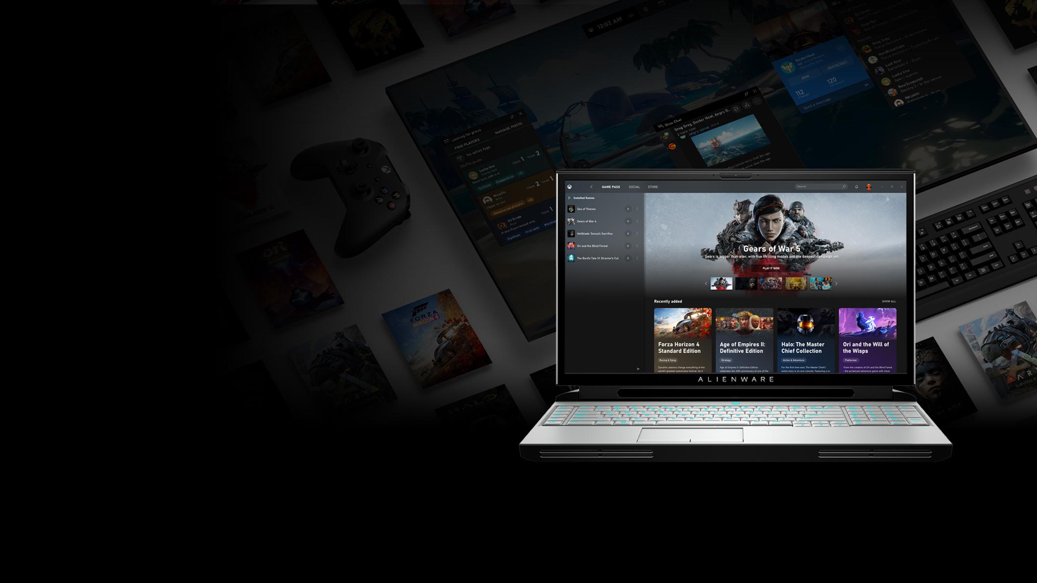 Windows 10 Pc Gaming Laptops Microsoft