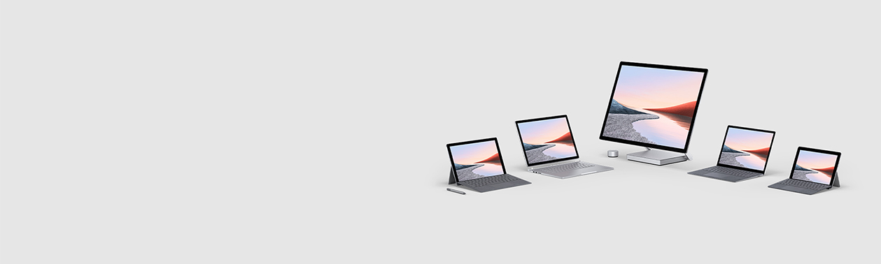 The Surface family of devices