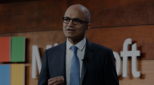 Watch the cybersecurity keynote on Microsoft security with Satya Nadella.