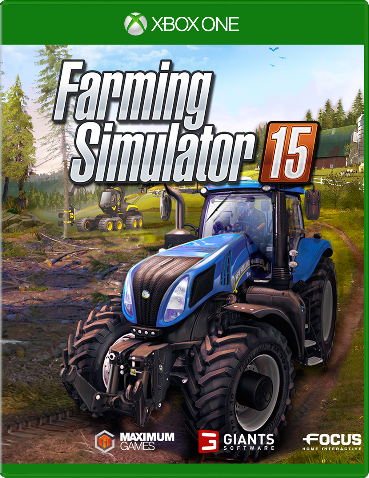 Farming Simulator 15 for Xbox One Deal