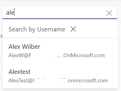 New Search with Auto Complete