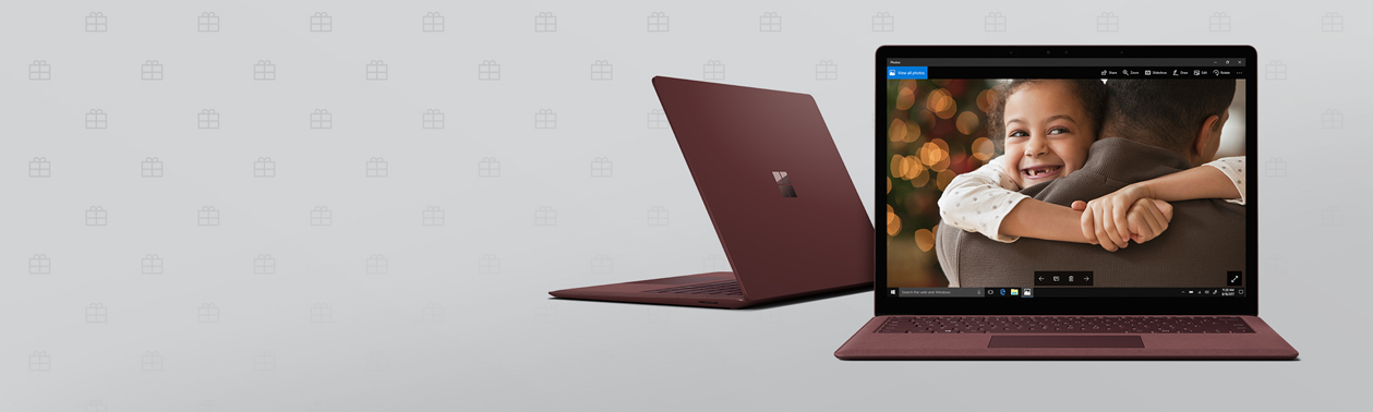 Deux Surface Laptop