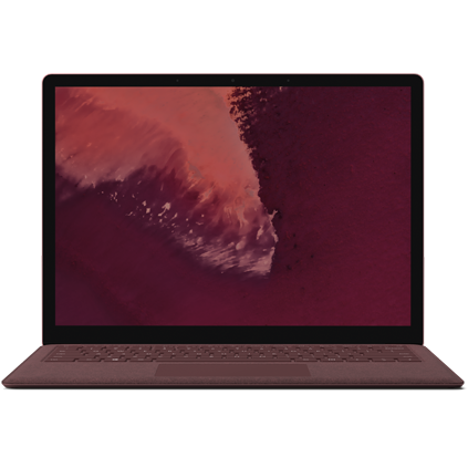Surface Laptop 2 - 256GB / Intel Core i5 / 8GB RAM (Burgundy)
