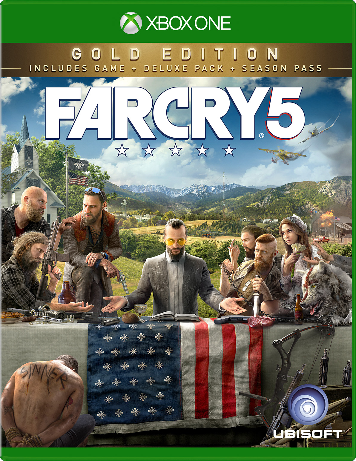 Far Cry 5 Gold Edition for Xbox One Deal