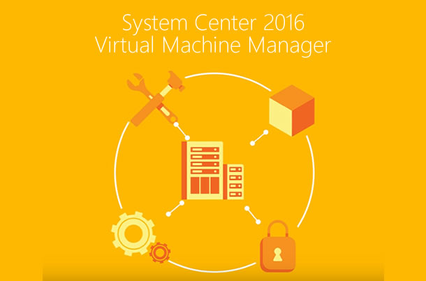 System Center 2016 Virtual Machine Manager video screenshot.