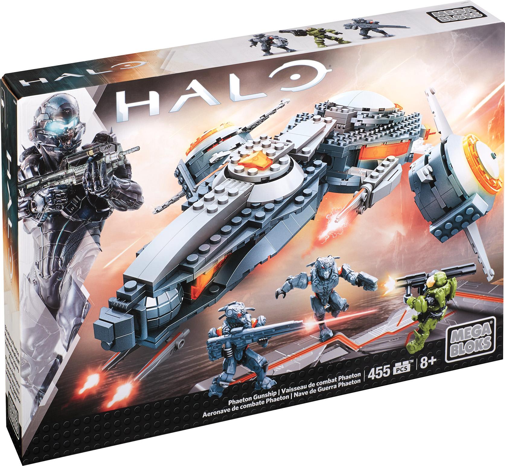Mega Bloks Halo Phaeton Gunship Deal