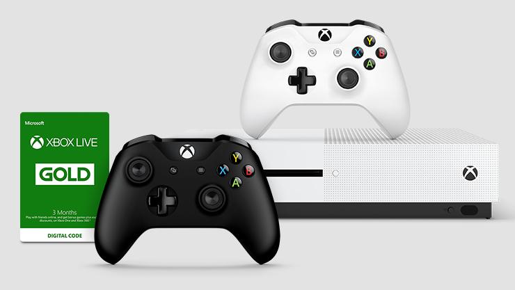 Akce na Xbox