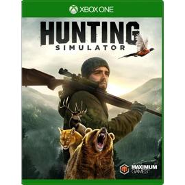Maximum Games Hunting Simulator Xbox one