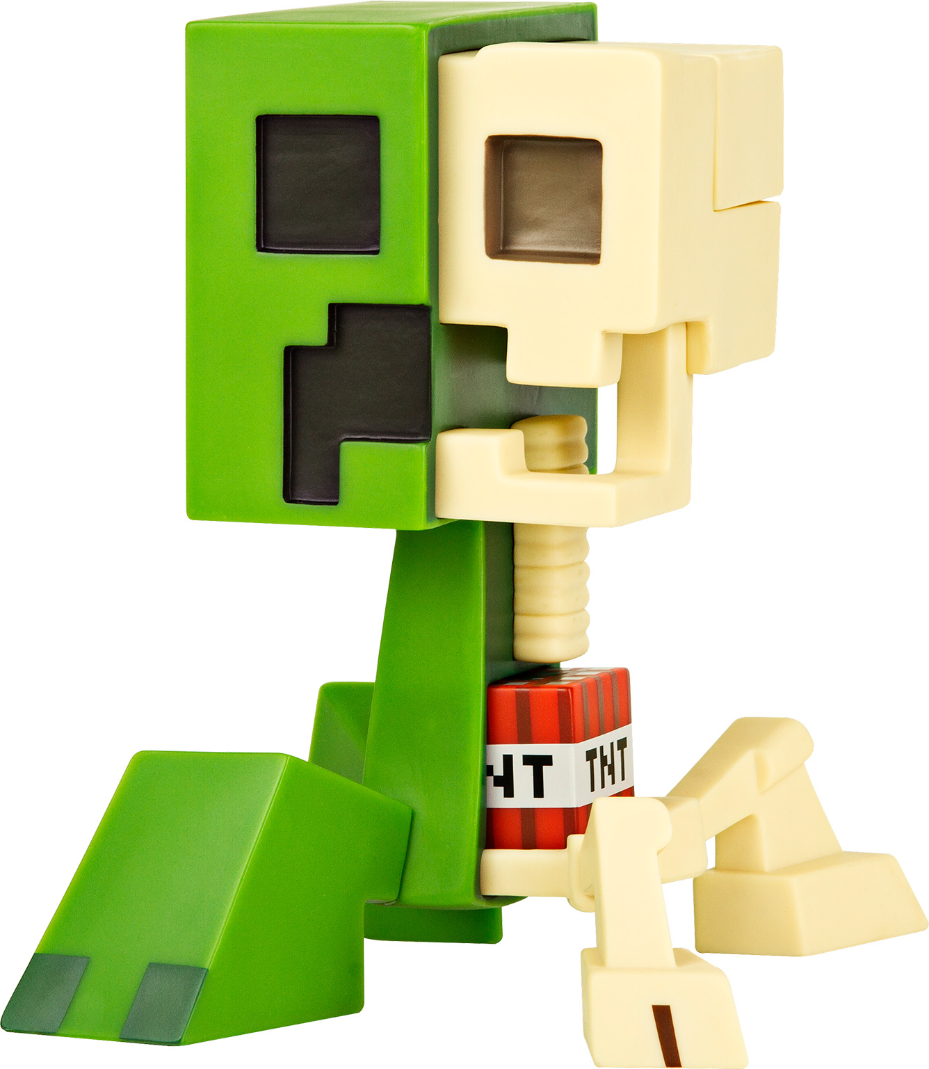 Minecraft Creeper Anatomy Deluxe Vinyl Figure DHF-01677
