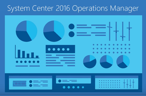 System Center 2016 Operations Manager video screenshot.