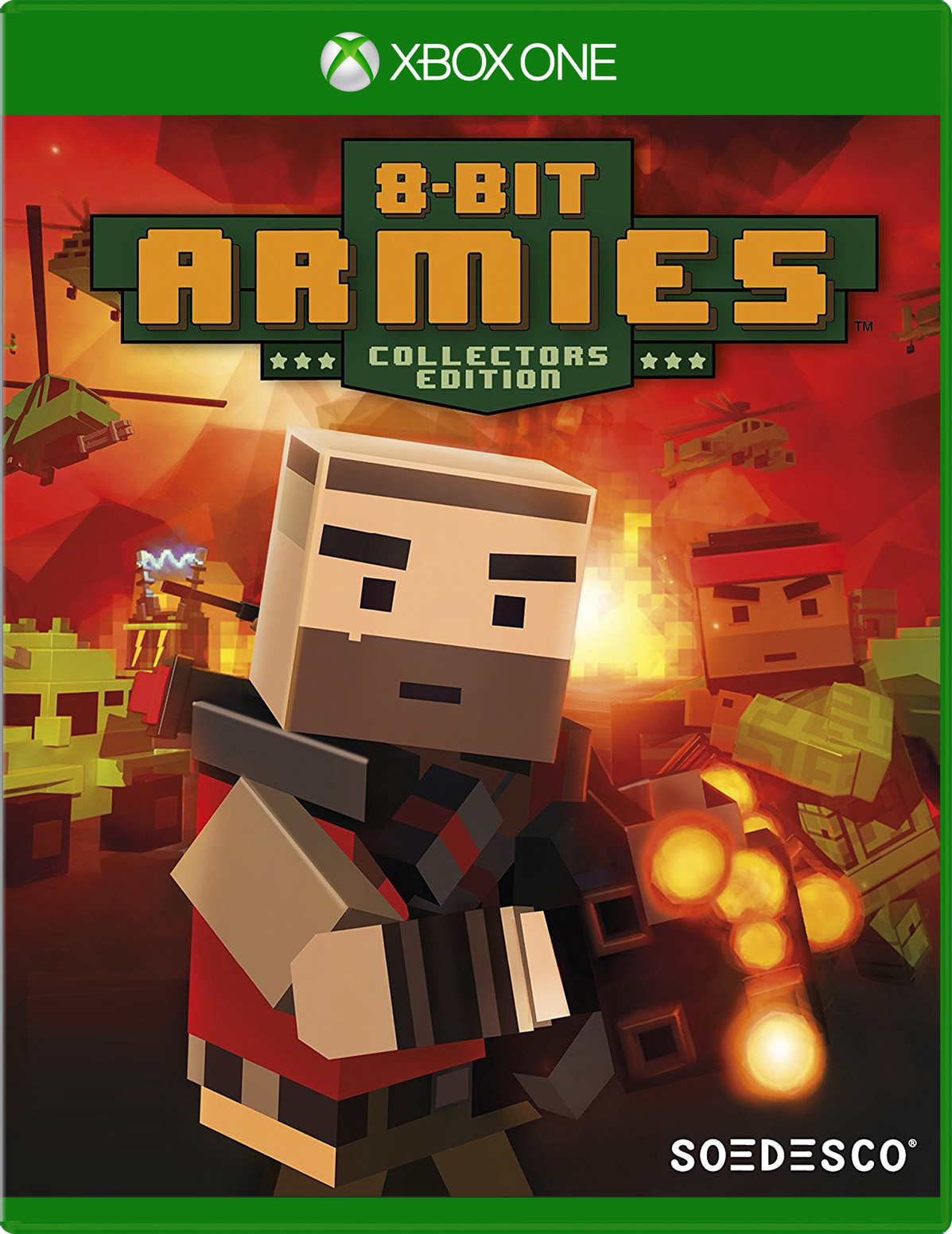 8-Bit Armies Collector's Edition for Xbox One