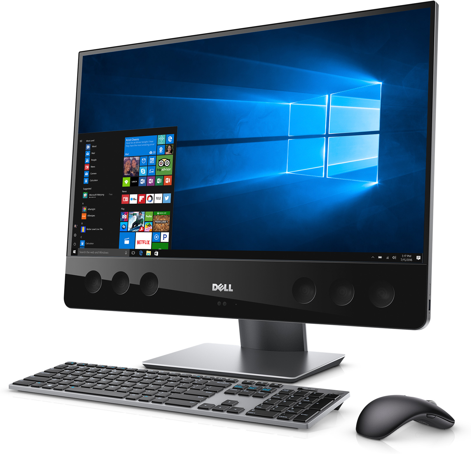 Dell XPS 27 XPS7760-7519BLK-PUS All-in-One