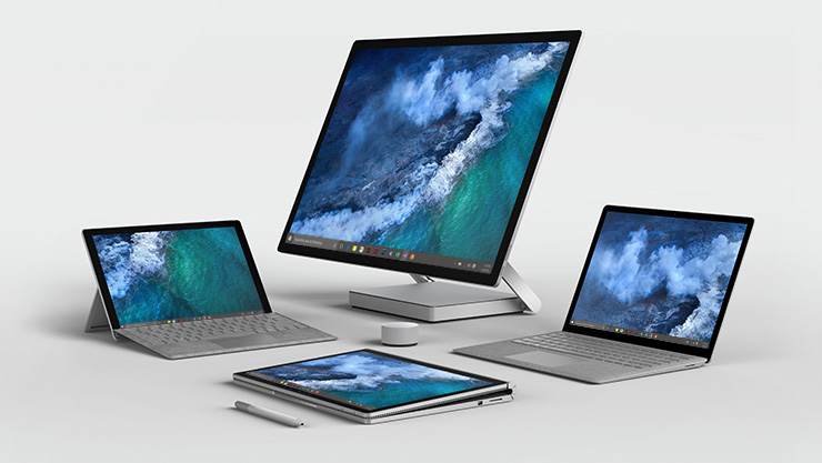 Surface Family Image