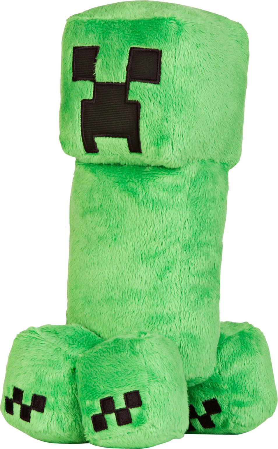 Minecraft 10.5-Inch Creeper Plush