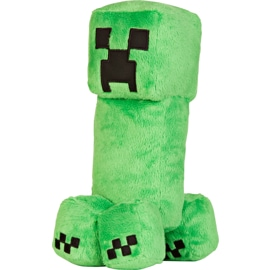 Minecraft 10.5-Inch Creeper Plush