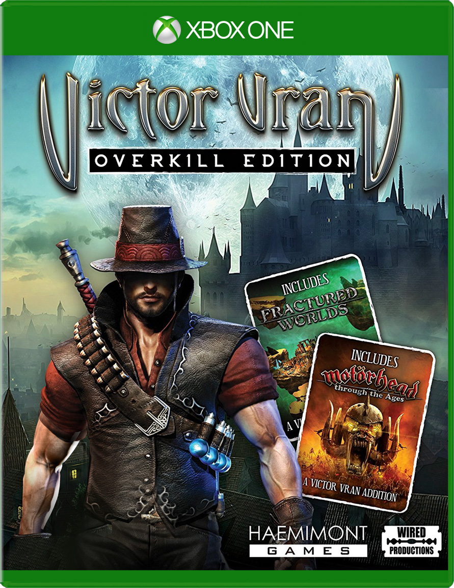 Victor Vran Overkill Edition for Xbox One