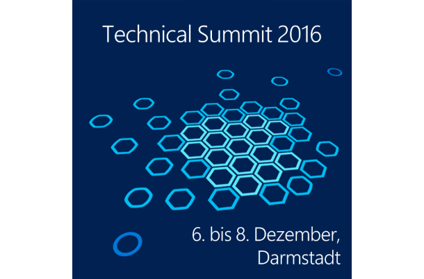 Technical Summit 2016